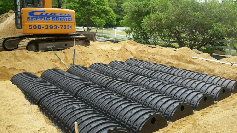Residential & Commercial Septic System Installation & Repair in Massachusetts.